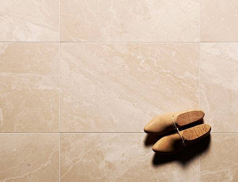 Premium Botticino Honed Marble Tiles