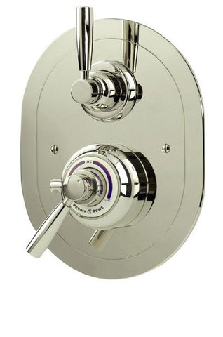 Perrin & Rowe Concealed Thermostatic Valve with Lever Handles - 5855