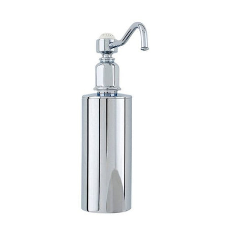 Perrin & Rowe Traditional Wall Mounted Soap Dispenser 6973