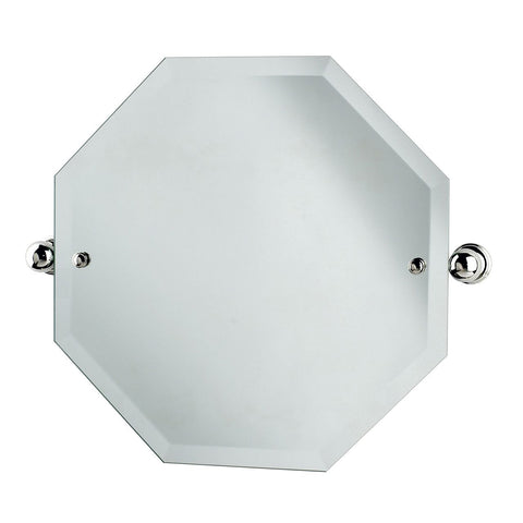 Perrin & Rowe Traditional Octagonal Mirror 500x500 6981