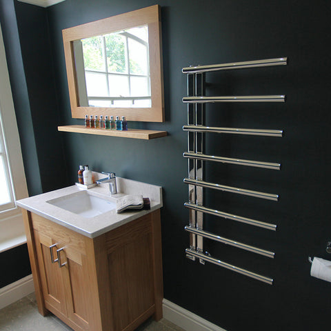 Lunar - Towel Rail from Palermo Bagno