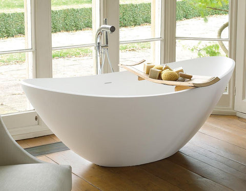 Breeze - Freestanding Stone Bath