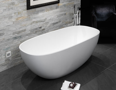 Dawn - Freestanding Stone Bath