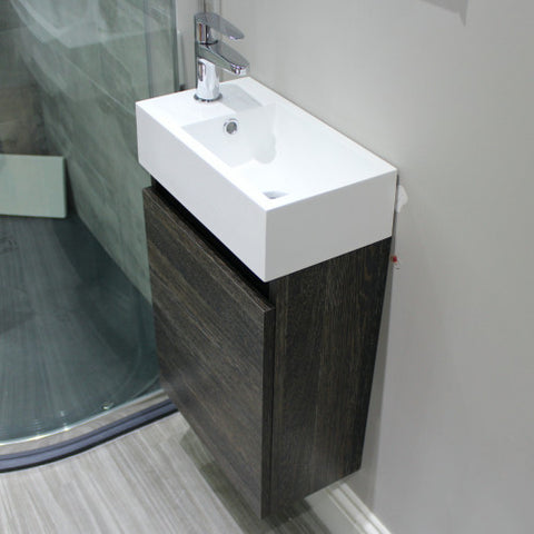 Levara 390 - Cloakroom Unit from Palermo Bagno