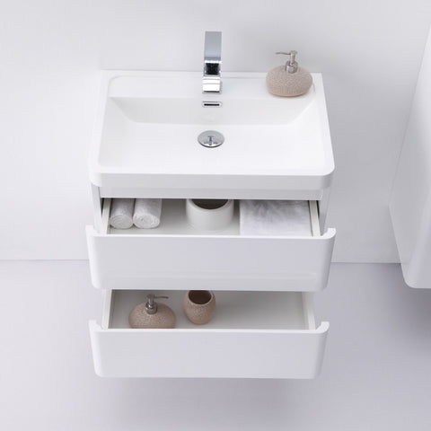 Linear 600 - Basin Vanity from Palermo Bagno