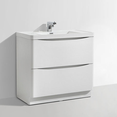 Joy 900 Floorstanding - Basin Vanity from Palermo Bango