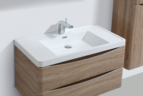 Joy 900 - Basin Vanity from Palermo Bango