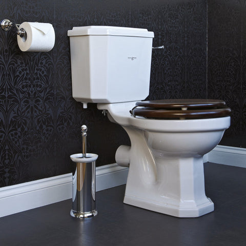 Perrin & Rowe Deco Close Coupled WC