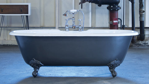 The Imogen - Cast Iron Bath from The English Foundry