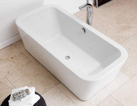 Bracken - Freestanding Acrylic Bath