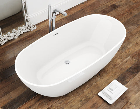 Brook²  - Freestanding Acrylic Bath