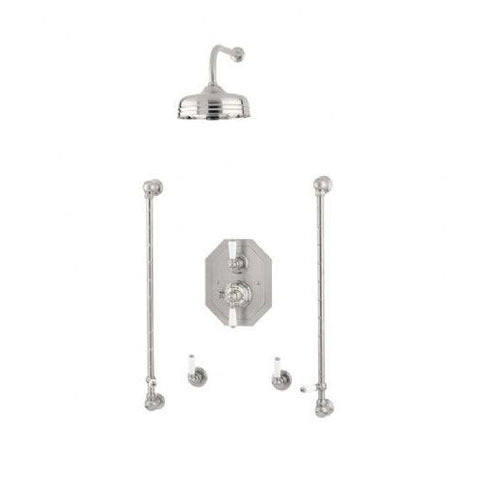 Perrin & Rowe Traditional Shower Set Five
