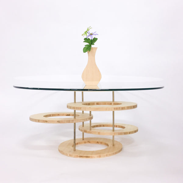 Introducing the Holocene: a coffee table with a conscience