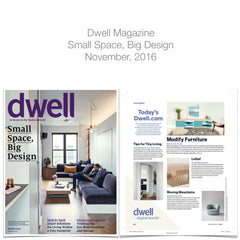 dwell magazine post november 2016 small space big design issue