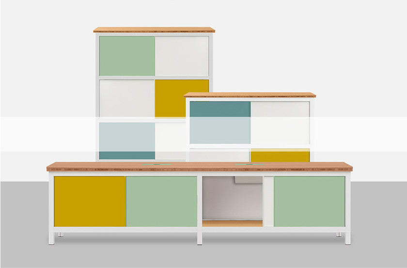 shop the polychrome series