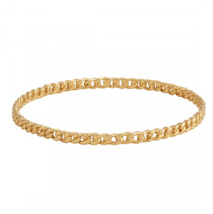 La Vie en Rose, Rosey Small Bangle Gold