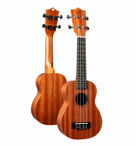(School-specific) 21-inch U-21A CHARD UKULELE knotted him
