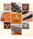 TAYLOR GS MINI MAH 結他