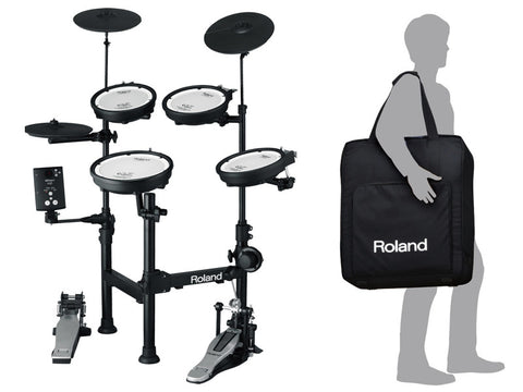 (2021 reduction) Roland TD-1kpx full mesh foldable electronic drum