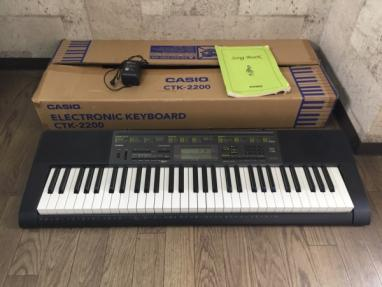 CASIO CTK-2200 / CTK-2300 61key 電子琴 keyboard