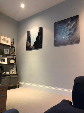 Customer pictures now installed in aLondon flat