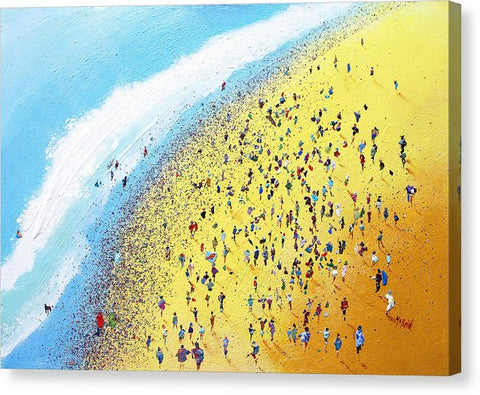 Canvas Print - Beach Party