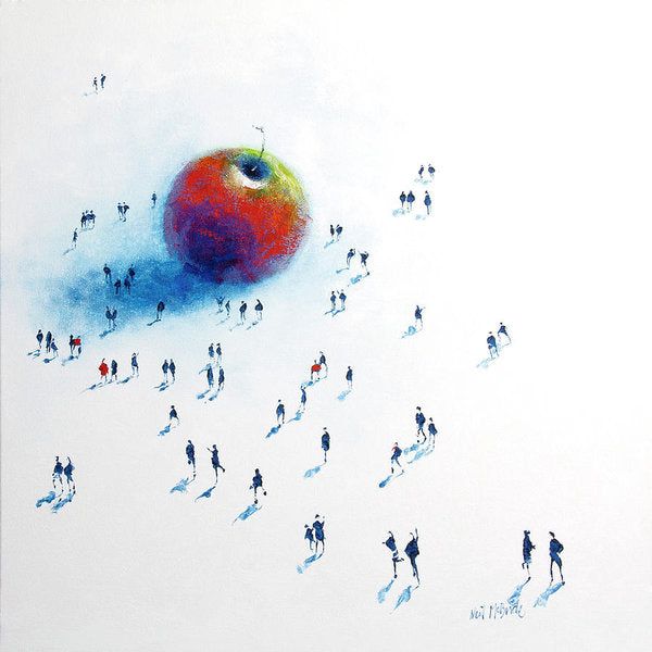 Big Apple 2 - Art Print - Neil McBride Art