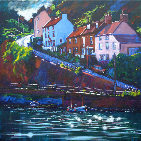 Cowbar - Staithes - Art Prints - Neil McBride Art