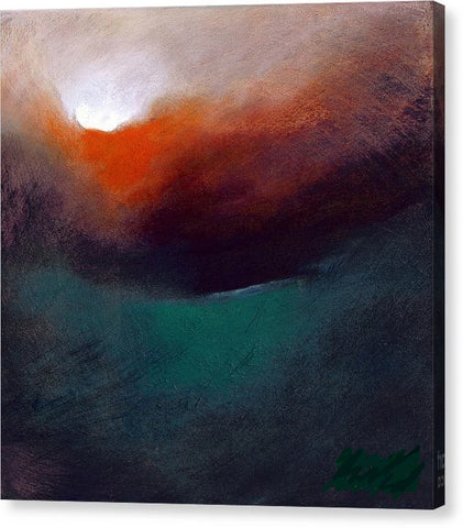 Depth Charged - Canvas Print