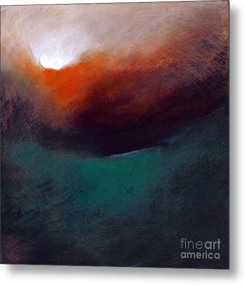 Depth Charged - Metal Print