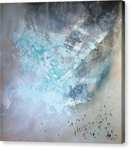 Erosion - Canvas Print - Neil McBride Art