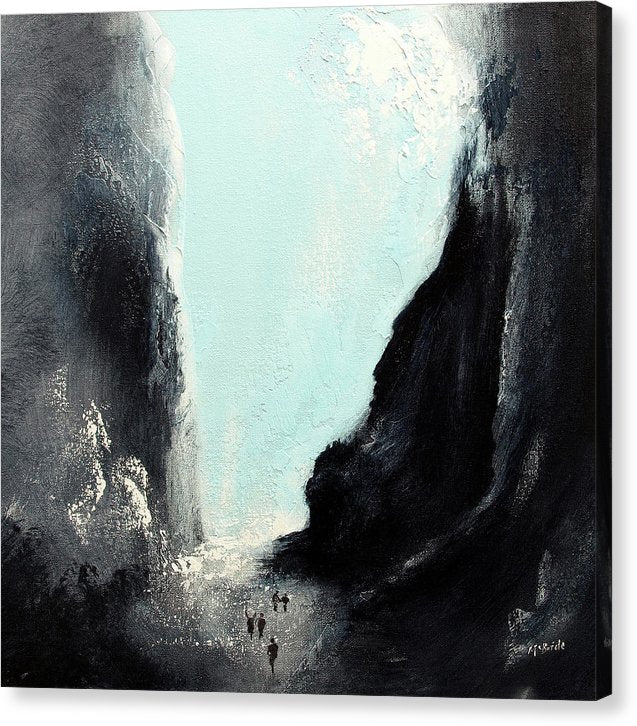 Gorge - Canvas Print - Neil McBride Art