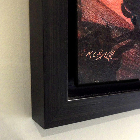 Awesome painting detail and frame style © Neil McBride 2019