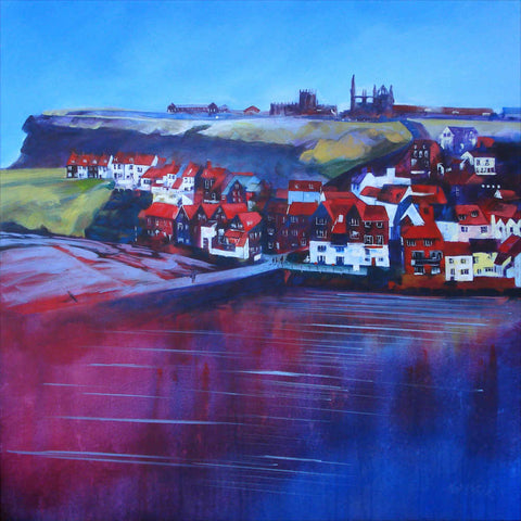 Whitby Smokehouses - Limited Edition Print