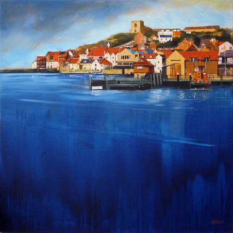 Whitby - Signed, Limited Edition Art Print gift