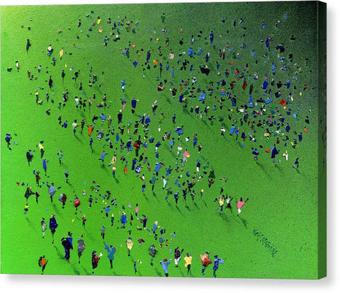 Sports Day - Canvas Print
