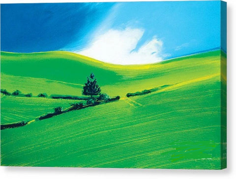 Summer - Canvas Print