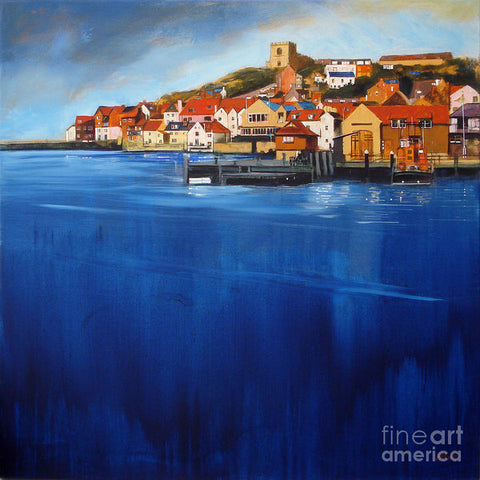 Whitby High Tide - Paper Prints