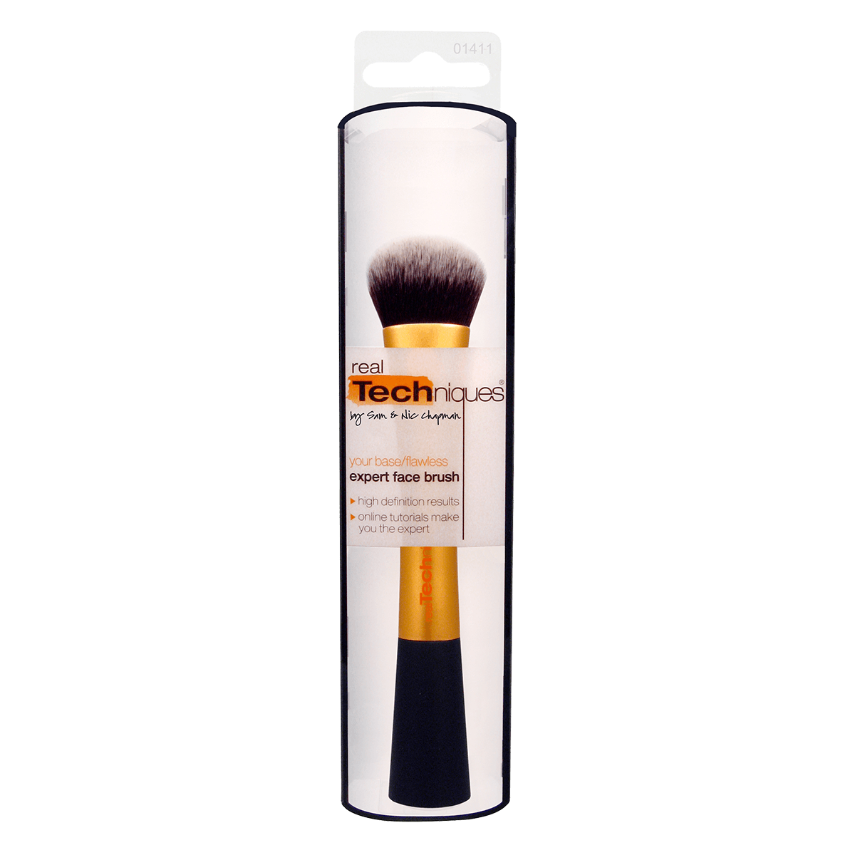 Real Techniques Expert Face Brush Robert Fiance Makeup Academy