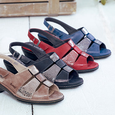 Shoes By Suave – comfortable, classic