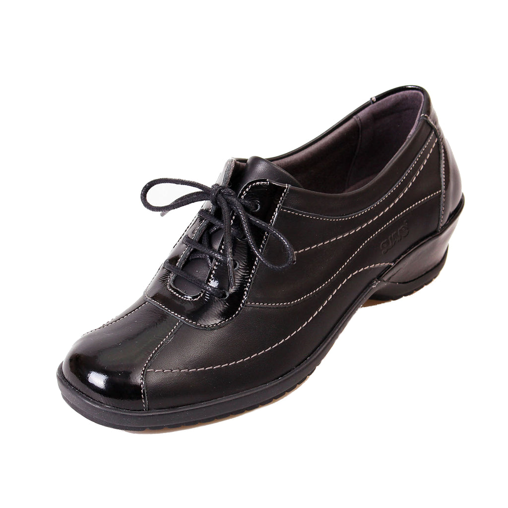 Dee - Black / Patent Leather Shoe