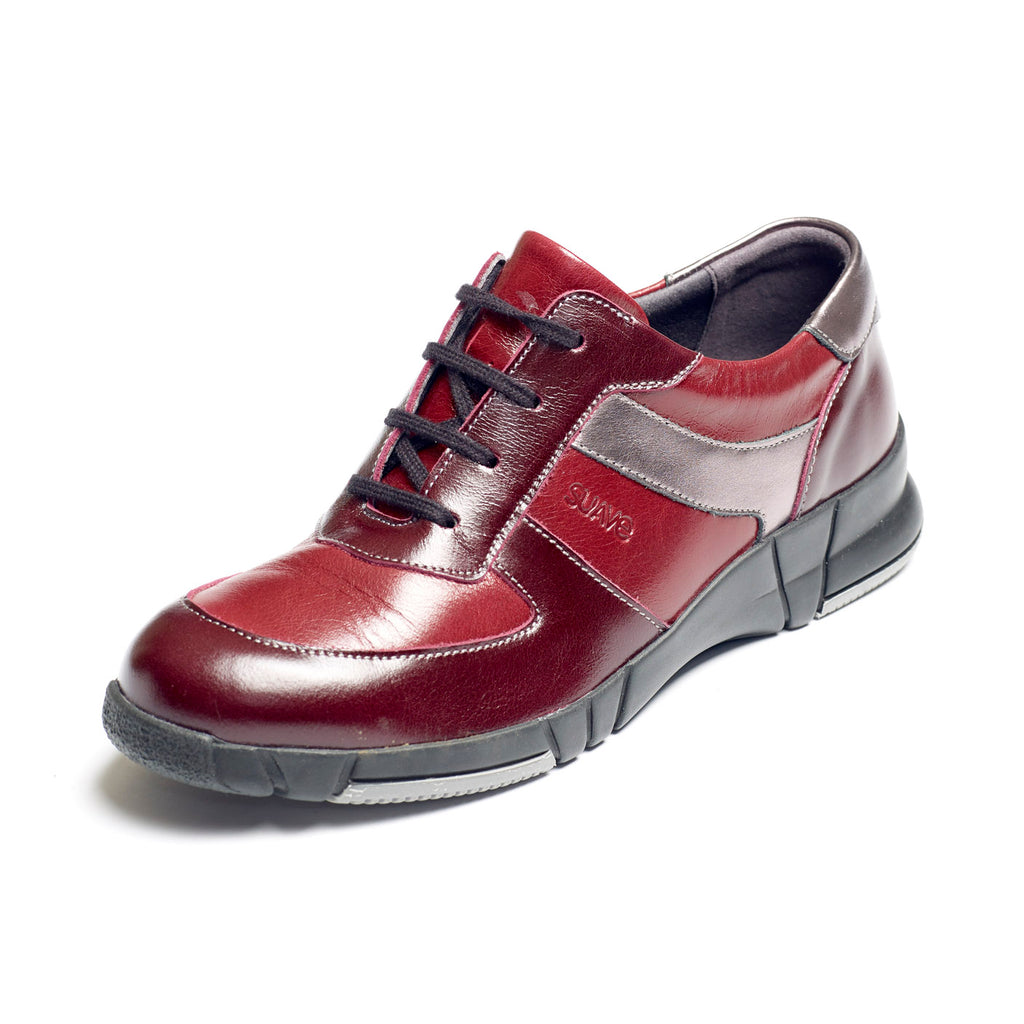 Lovell - Cherry Leather Shoe