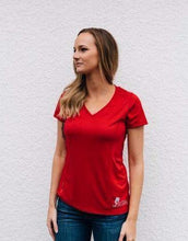 Load image into Gallery viewer, NEW! OGIO® ENDURANCE PULSE LADIES' V-NECK.