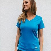 Load image into Gallery viewer, NEW! ATC™ EUROSPUN LADIES' TEE. ATC8000