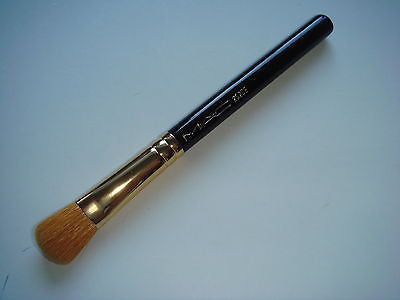 M.A.C 252SE Large Shader Brush (Gold Ferrule) - Travel Size