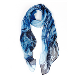 Scarf with Gullfoss