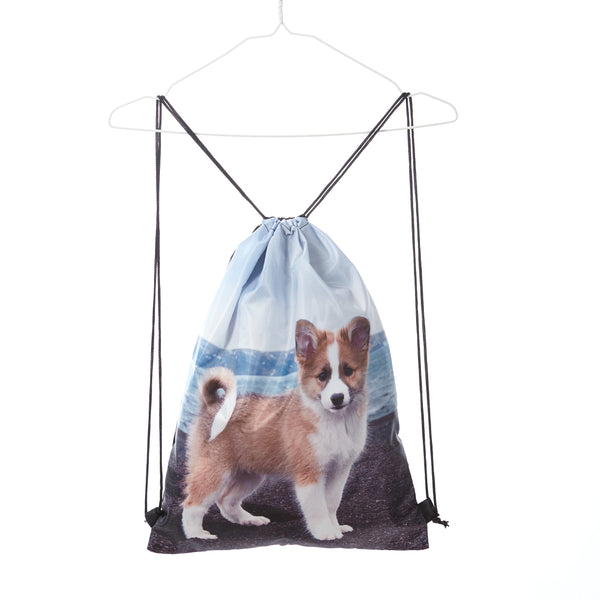 Drawstring Bag - Puppy