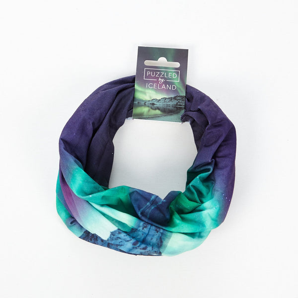 Bandana Northern lights