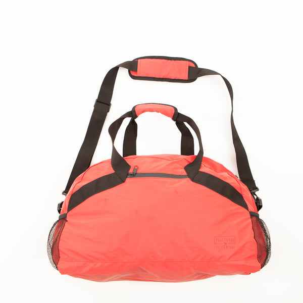 Red Reflective Duffelbag