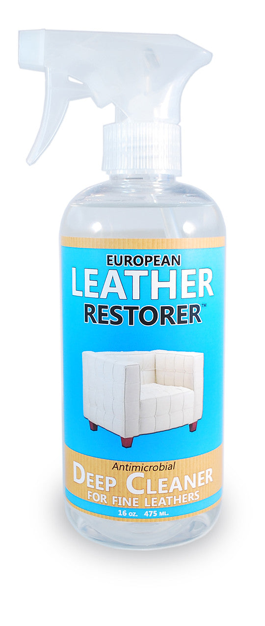 European Leather Restorer - Deep Cleaner